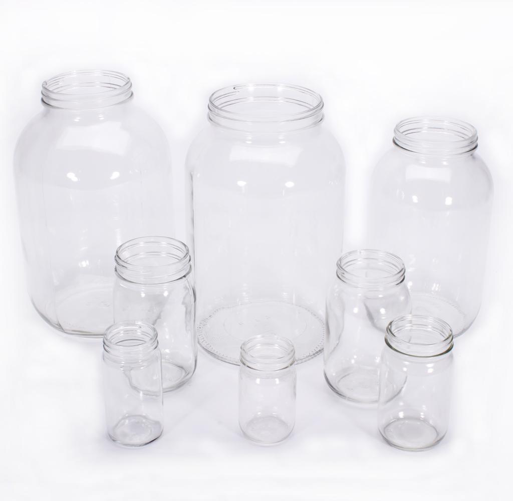 11 Standard Jars