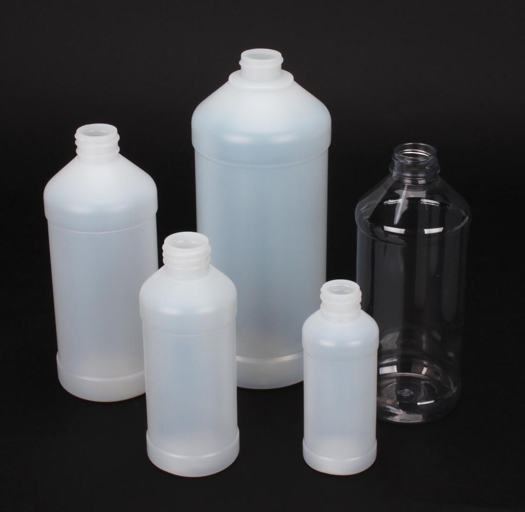 15 Plastic Modern Round #206