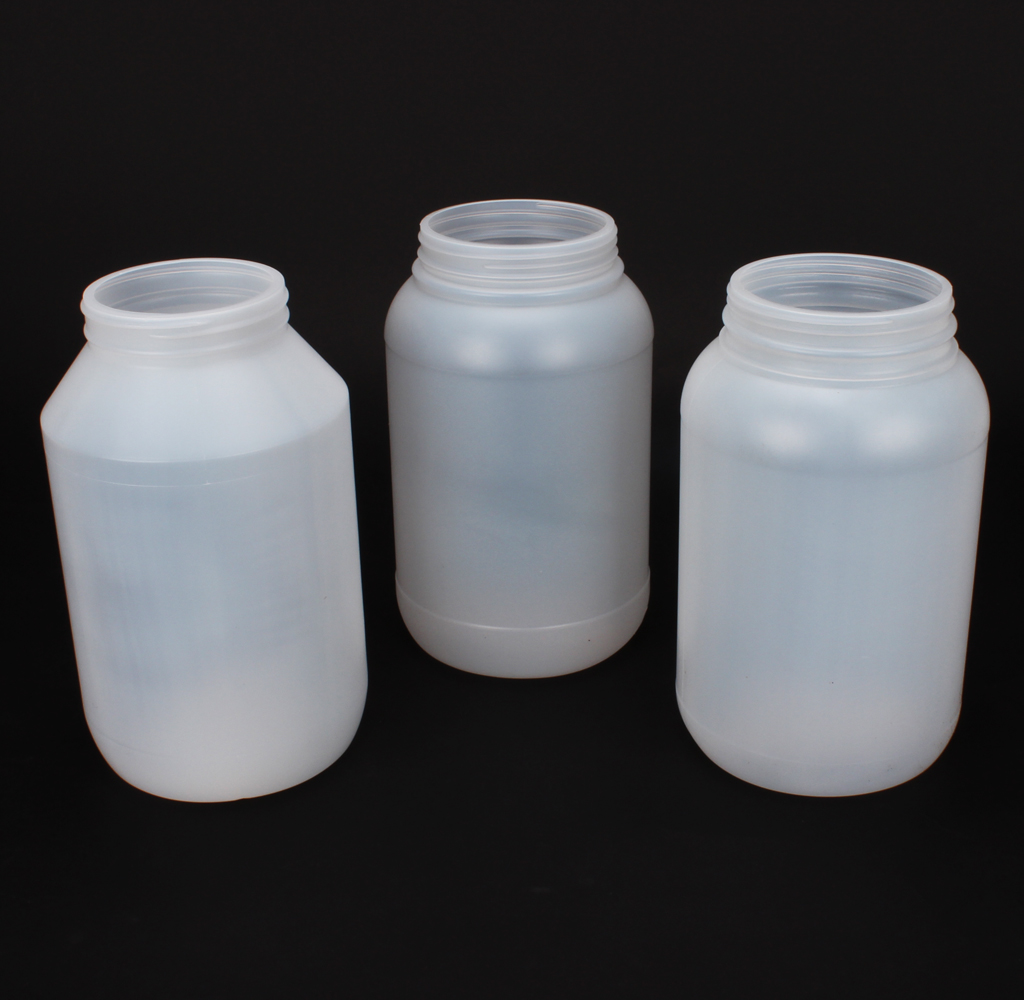 21 Plastic Widemouth Gallons