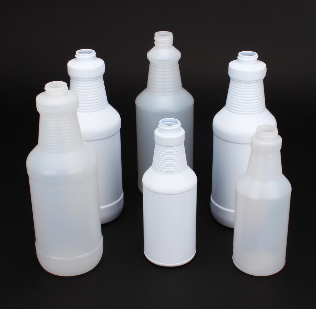 7 Plastic Carafes #207